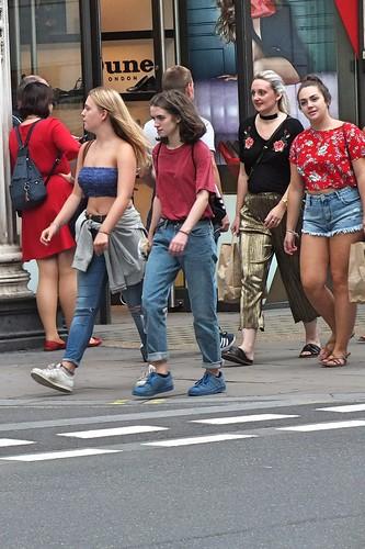 Oxford Street Girls