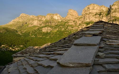 architecture astraka cliffs desktop epirus featured greece landscape papingo vikospark vikosaoösnationalpark village
