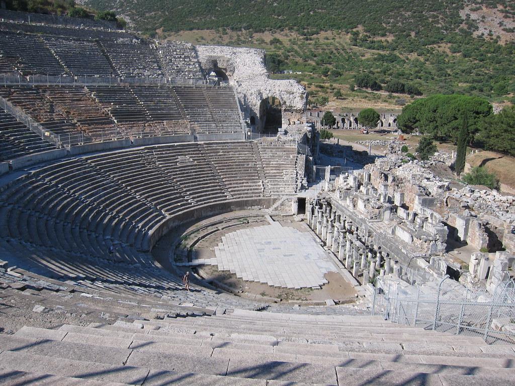 艾菲索斯Efes大劇院