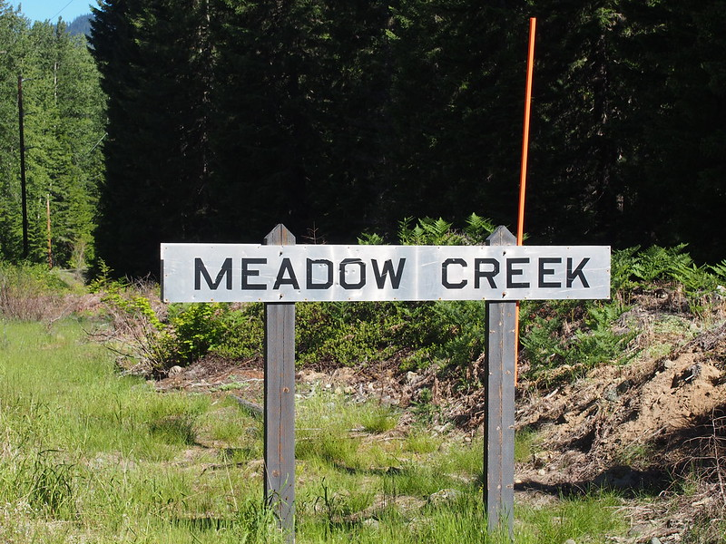 Meadow Creek Sign