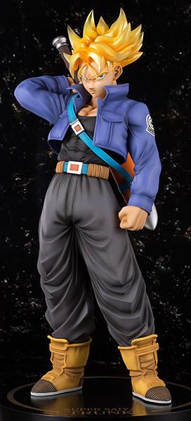來自未來的超戰士!Figuarts ZERO EX 超級賽亞人特南克斯