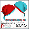Hair Fair 2015 Bandana Day Kit