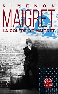 France: La Colère de Maigret, new paper publication