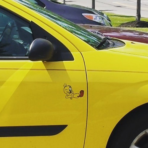 The Tweety Mobile #tweetybird #looneytunes