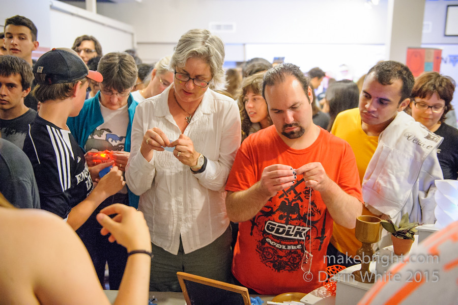 Maker Expo at Summer Lights Festival 2015 335
