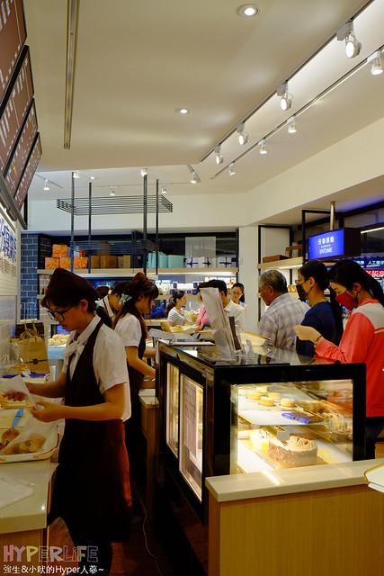 三號店,分享烘培坊,台中,好吃,推薦,歇業,西區,西屯店,輕食,麵包店 @強生與小吠的Hyper人蔘~