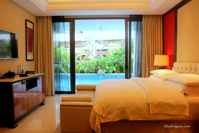 The Trans Resort Bali Celebrity Suite