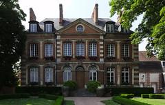 Hôtel de la gabelle de Bernay coté sud