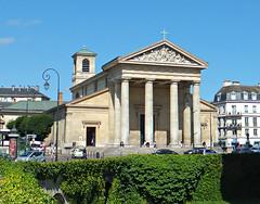 Église Saint-Germain de Saint-Germain-en-Laye, France