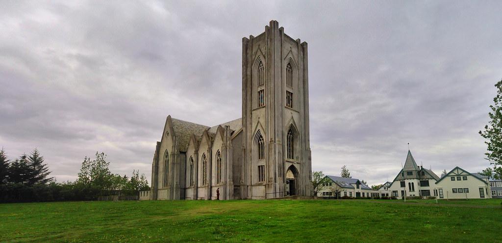 Katedralen i Reykjavik, Dómkirkja Krists Konungs