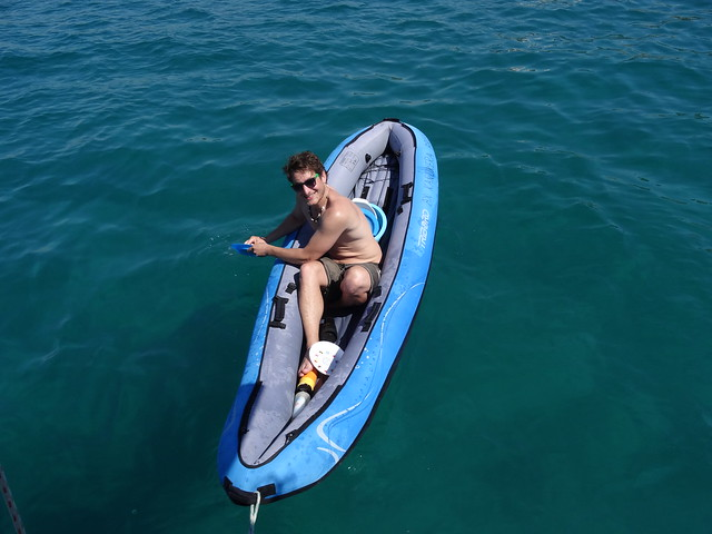 vaisselle kayak