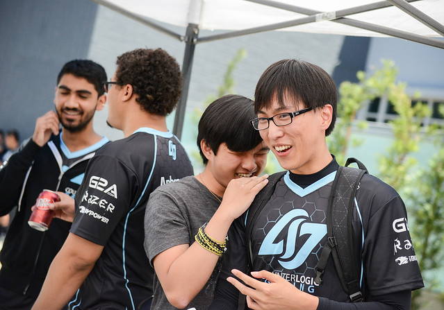NA LCS Summer 2015 Week 7