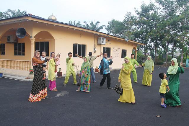 My Family - Surau Al-Hasanah Batu 1 Sepintas