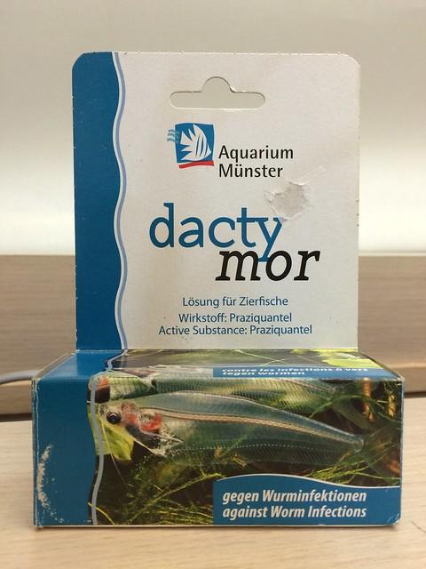 魚藥 dactymor