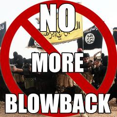 No More Blowback
