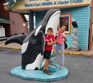 Oliver & Ella in Seward