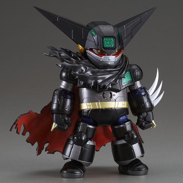 AA合金 《真蓋特機器人 世界最後之日》黑蓋特