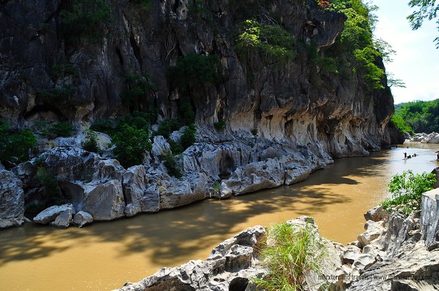 Minalungao National Park in General Tinion, Nueva Ecija