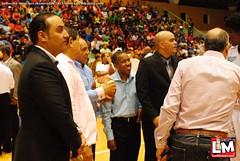 Inauguran justa XXII Baloncesto Superior de Espaillat (BSE) dedicado a Danilo Medina