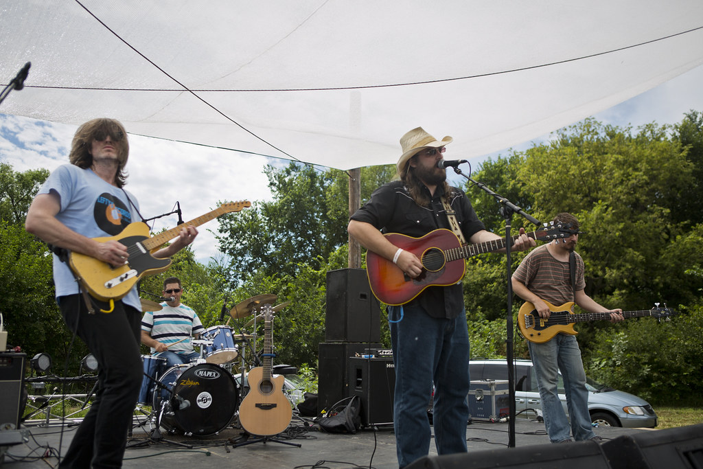 Brad Hoshaw and the Seven Deadlies | Nebraska Folk and Roots Festival