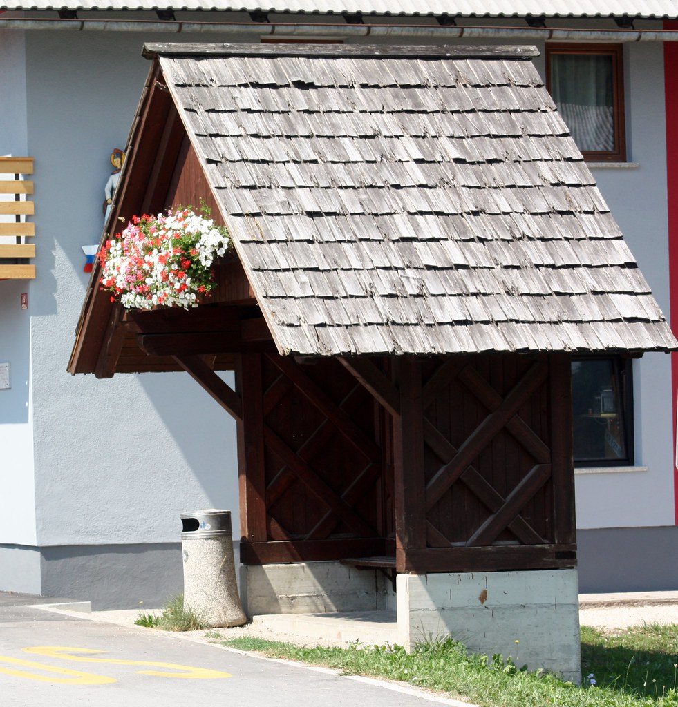 Triglav National Park Bus Stop