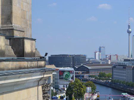 Reichstag 2 5 Recomandari turistice in Berlin