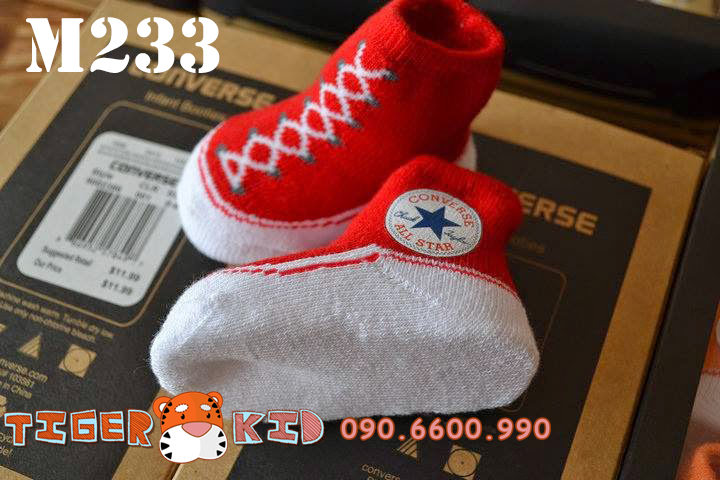 20399393211 bbae32ce33 o M233 Set 2 đôi vớ Converse (<8kg)