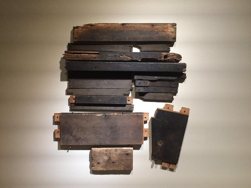 Norwich Castle - Sawdust & Threads