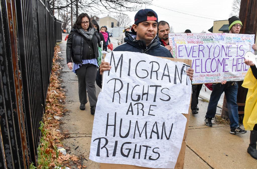 Norristown Celebración el Día Internaciónal del Migrante