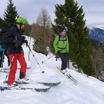 Skitour Stelli Januar 2016