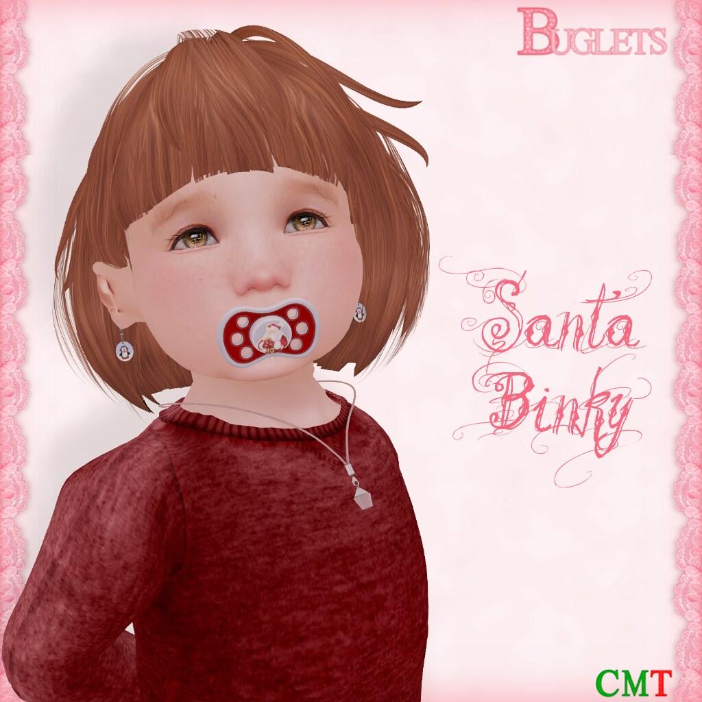 Santa Binky AD - SecondLifeHub.com
