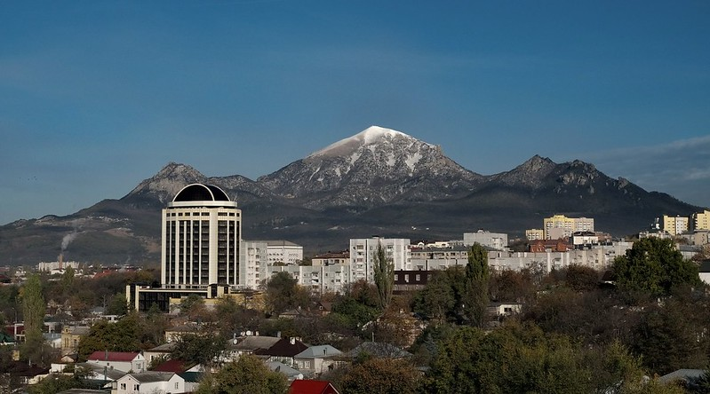 Гора Бештау. Пятигорск