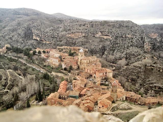 Albarracin, Canon DIGITAL IXUS 95 IS