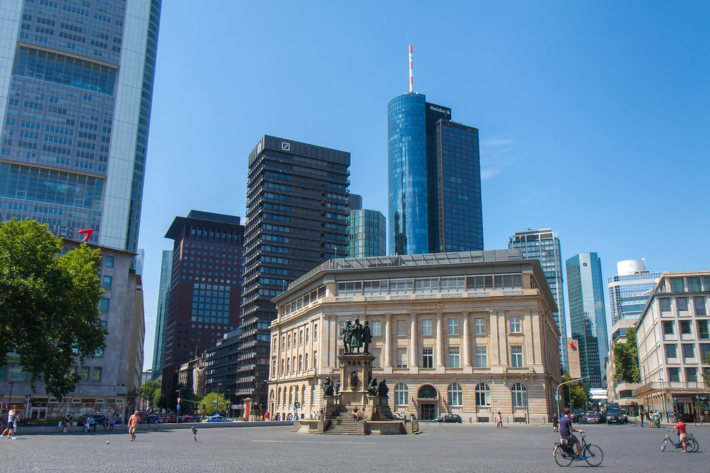 Germany. Frankfurt