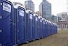 Boston Common Porta-Potties