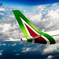 Alitalia Unveils New Livery #Aviation #AviationNation #Aircraft #Airline