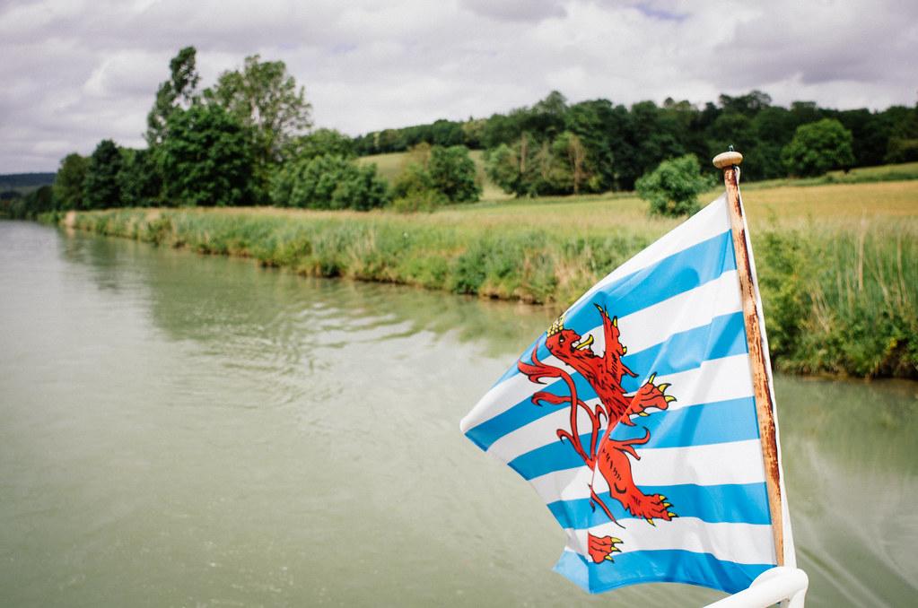 Tourisme vert en Meuse - de la vallée de la Meuse à l'Argonne - Pavillon luxembourgeois