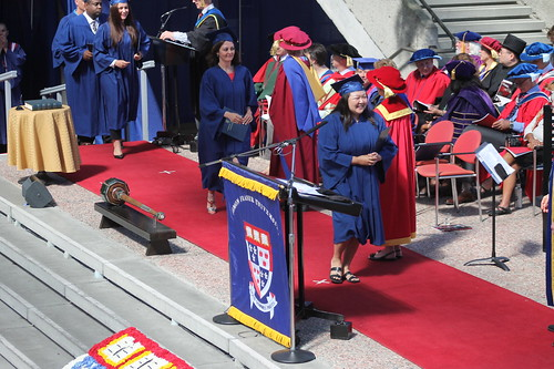 SFU Convocation June 2015 business
