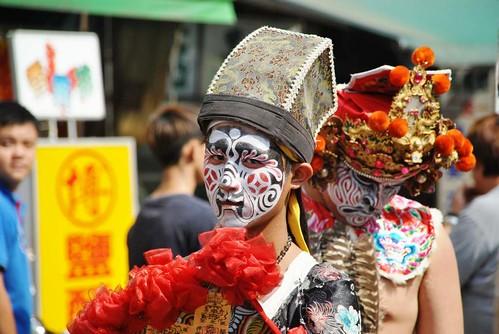 126 Procesion en honor a la diosa Matsu en Kaohsiung (46)