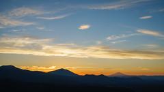 Sunset, Hat Creek Rim