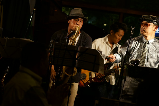 Soul on Fire! live at Rakuya, Tokyo, 19 Jul 2015. 081