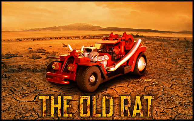 The Old Rat (Vehicle Fury Road style)