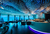 Dine in style among ocean life