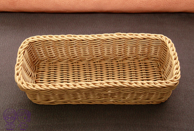 23 HOLA APP 科德斯長型小編織籃
