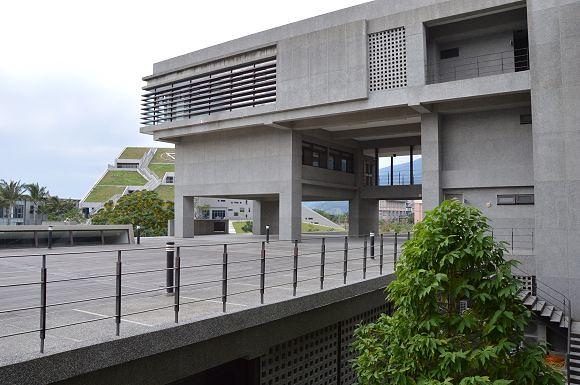 台東大學知本校區圖書館44