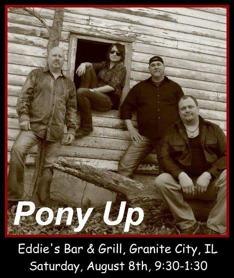 Pony Up 8-8-15