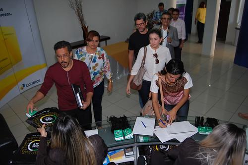 Credenciamento - João Pessoa - 07 de julho de 2015 - Ciclo MPE.net