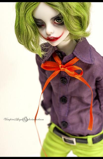 You can call me... Joker.