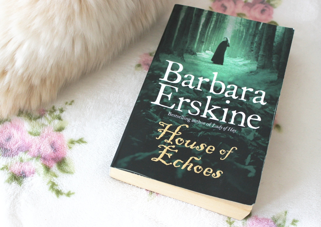 Book Review House Of Echoes by Barbara Erskine