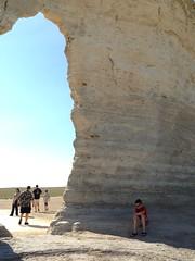 Monument Rock, KS